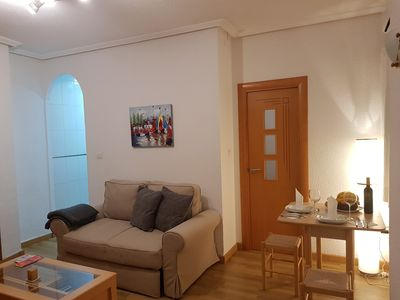 Photo for Fully equipped apartment in the heart of Malaga!