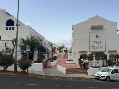 Photo for Spacious Studio Apartment in Port Royale ,Los Cristianos.
