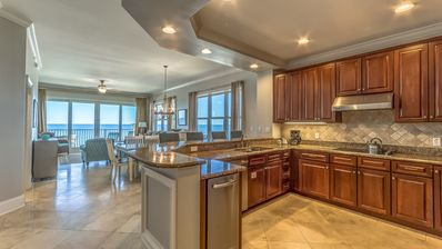 Photo for 30A Gulf Front 3rd Floor West Corner in Adagio - Forever Views & Amazing Sunsets