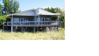 Photo for BEACH FRONT, 3 bedroom/3 bath home