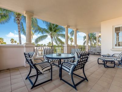 Photo for **DISCOUNT FOR AUGUST** Vacation home, Fisher Island , Miami. 2/2