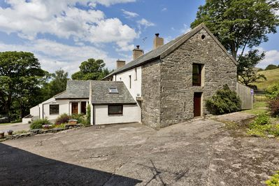 Fine Charming Cottage In A Superb Setting Also Dog Friendly Good Wifi Hot Tub Cockermouth Home Interior And Landscaping Fragforummapetitesourisinfo