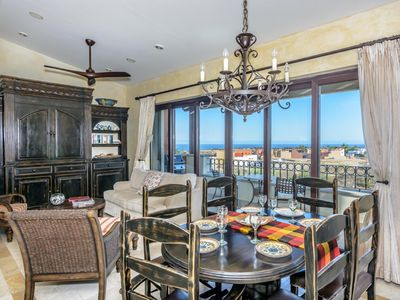 Photo for Ocean views, well appointed, convenient to everything in  gated golf community.