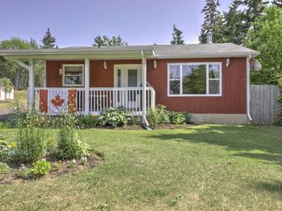Photo for Inn The Woods, Deluxe PEI Cottages - Cottage 1