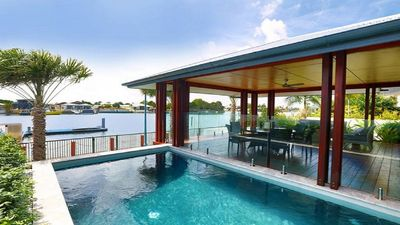 Photo for Mahalo - luxury waterfront home