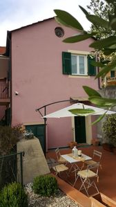Photo for Cascine area of ​​Oneglia, recently restored farmhouse accommodation