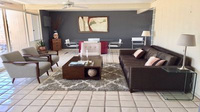 Photo for Midcentury Condo in Palm Springs
