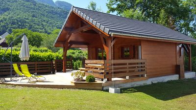Photo for Chalet du Nant, to the host of Savoie in the commune of Lathuile, Lake Annecy