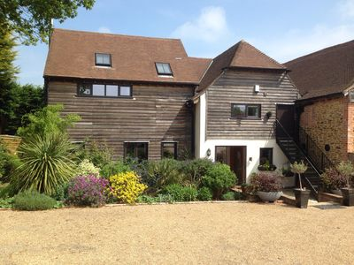 Photo for 1BR Apartment Vacation Rental in Northiam, England