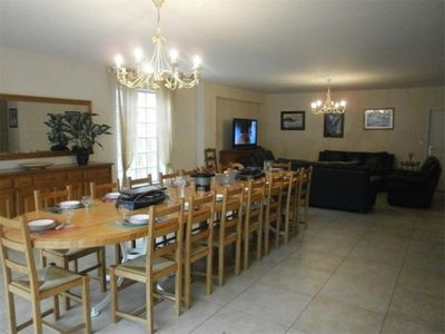 Photo for Apartment Saint-Lary-Soulan, 6 bedrooms, 15 persons