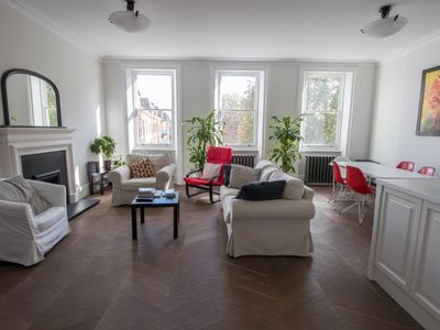 Photo for NEW! BEAUTIFUL 2 BED 2 BATH APARTMENT IN CHELSEA AND KENSINGTON