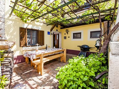 Photo for Villa Vareski - Charming stone built villa offers peace, privacy and tranquility