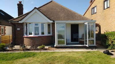 Photo for Self catering bungalow near the sea
