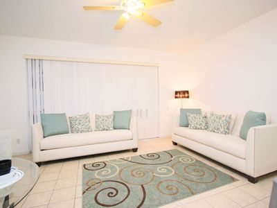 Photo for Beautiful Townhome with pool - 2.5 Miles to Disney