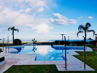 "Photo for The Rooftop of Marbella ""Panaromic view"""