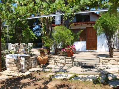 Photo for 2BR Villa Vacation Rental in Skala Rachoni Thasos, Thasos