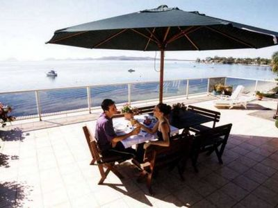 Photo for 1BR Hotel Vacation Rental in Soldiers Point, NSW