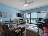 The beach access was about a 20sec walk. The condo is impressively renovated. Well stocked kitchen.