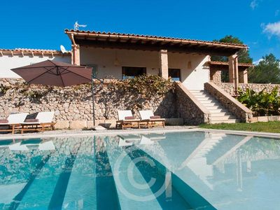 Photo for New house with pool, BBQ and modern facilities at Arta.