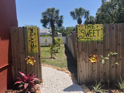 Photo for Adult Only...Super cute and sweet just down the street to the beach!