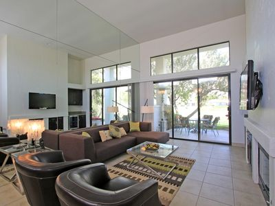 Photo for Beautifully Modernized Condo With Impeccable Santa Rosa Mountain Views LQ106