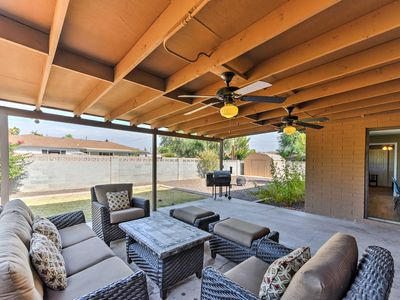 Photo for Luxury & Modern Scottsdale Home w/Fire Pit & Grill