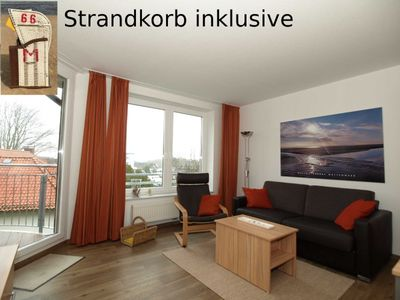 Photo for Apartment - Apartment Duhnen Hohe Lith 3. 23