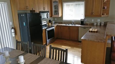 Fullly appointed kitchen