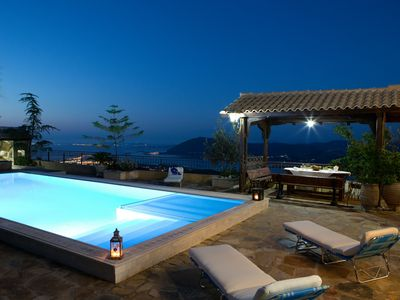 Photo for 10% OFF :Luxury traditional villa with great view & private pool