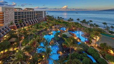 Photo for Amazing 2BR 3BA Oceanfront Suite @ Marriott's Maui Ocean Club - New Years Dates!