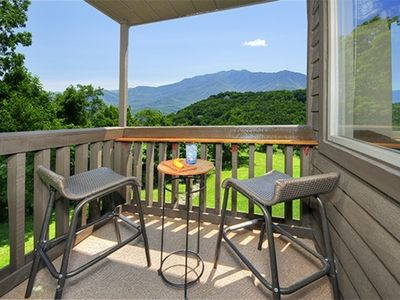 Photo for Magnificent Moutain View Studio Condo $89.00 per night Sleeps 4
