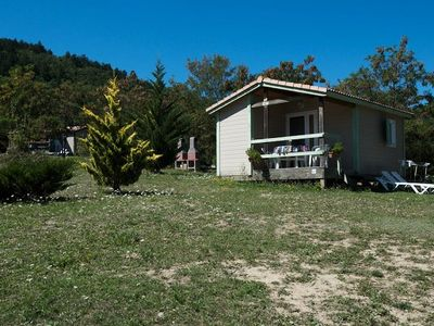 Photo for 2BR Mobile Home Vacation Rental in RECOUBEAU JANSAC