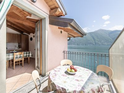 Photo for Garibaldi House | Charming apartment | Lake Como