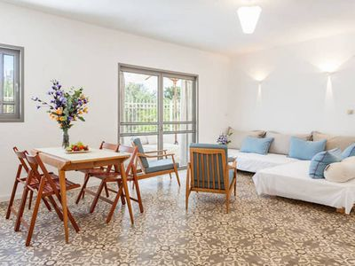 Photo for Bright & classic 2 BR penthouse on Neve Tzedek