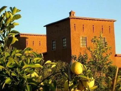Photo for Country house 30 min away from Marrakesh, authentic preserved environment