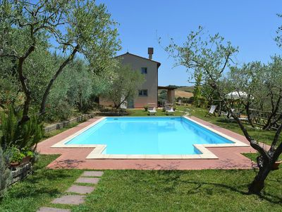 Photo for Wonderful private villa with WIFI, private pool, TV, washing machine and parking