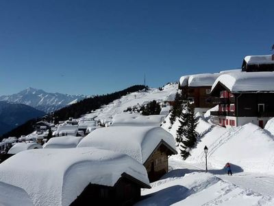 Photo for Apartment Echo 1. Stock ost in Bettmeralp - 4 persons, 1 bedrooms