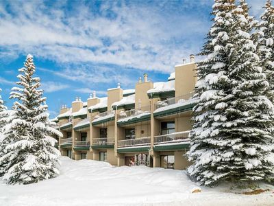 Photo for Top floor condo  - Great location and mountain views