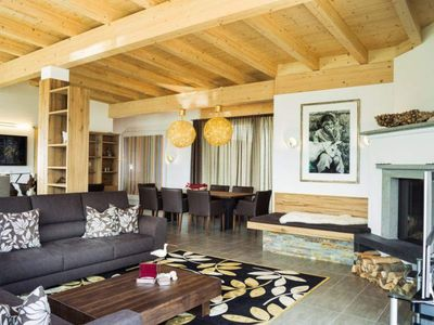Photo for 200 m² penthouse alpine royal - AlpenParks Residence Zell am See