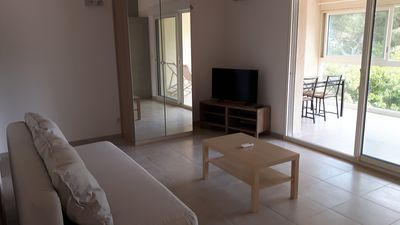 Photo for Beautiful apartment T2 Carry le Rouet beach 200m