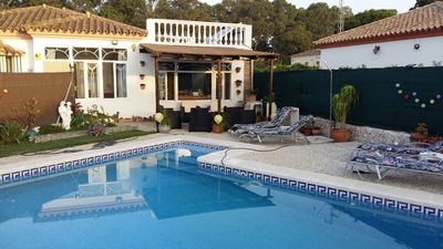 Photo for LOVELY FAMILY VILLA SMALL PETS WELCOME , LOCAL VENTAS WITH ENTERTAINMENT SUMMER.
