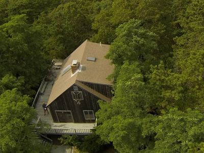 Photo for Beautiful Secluded Retreat in the Outer Cape