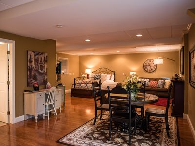 Photo for Inviting Hideaway Suite, just outside the town of Intercourse, lovely property!