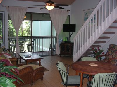 Photo for Super Comfortable Island Style Condo Sleeps 6-7, Very Nice!~!  TA157273907201