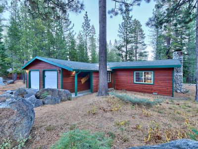 Photo for 3BR Cabin Vacation Rental in South Lake Tahoe, California