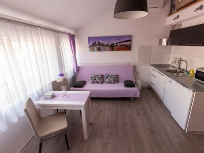 Photo for Cleopatra duplex sweet apartment in the heart of Pula