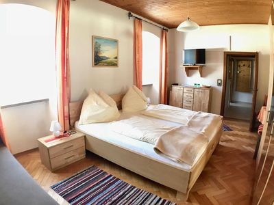 Photo for HH double room with extra bed - to Waidegger Wirt, Landhof