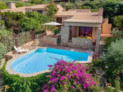 Photo for Villa for rent in Costa Paradiso with private pool