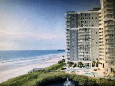 Photo for OCEANFRONT CONDO, SEA WATCH PLANTATION, MYRTLE BEACH