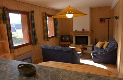 Photo for sunny cottage with a very cozy fireplace